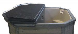 Isolierte Abdeckung NanoPool Grandy