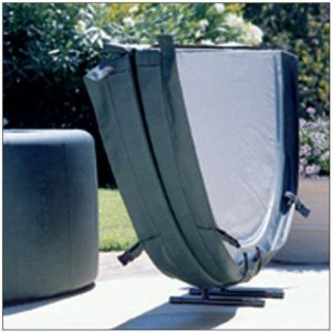 Abdeckungshalter Cover Stand