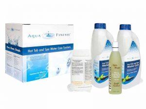 Aquafinesse Box mit Wasserduft