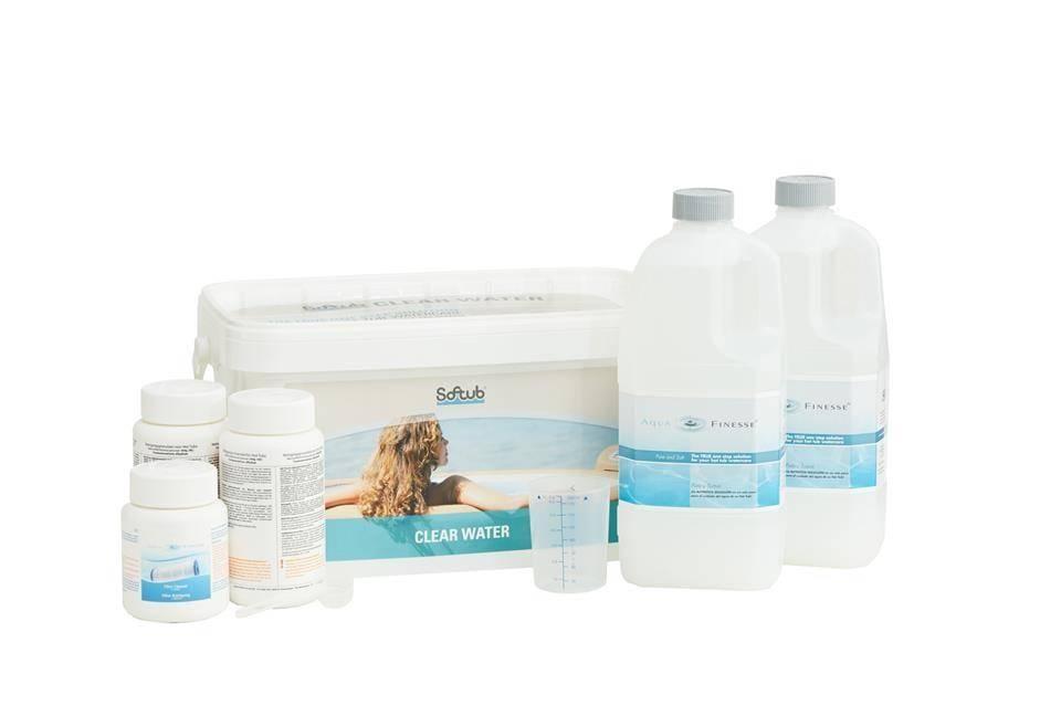 Aquafinesse Softub Erstausstattungsbox