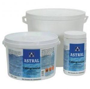 Astral Chlorgranulat Schnelllöslich