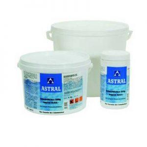 Astral Chlortabletten 250gr. langsamlöslich