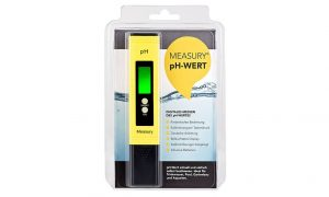 Measury pH Wert Tester