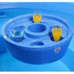 Poolmate Getränkehalter in Blau