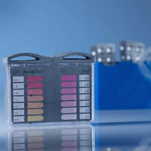 Sauerstoff Pool Tester