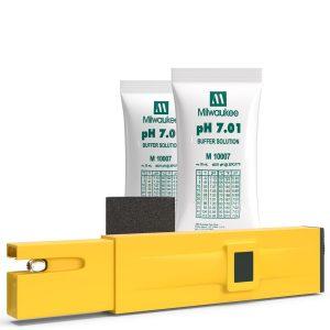 SpaBalancer Elektronischer pH Tester.