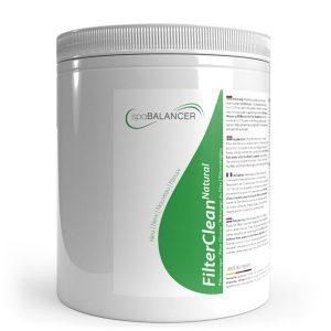 SpaBalancer FilterClean Natural.