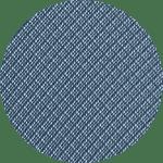 Softub Farbmuster Metallic Blue.