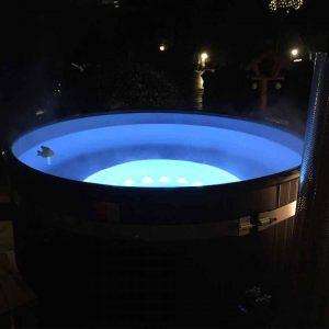 LED Beleuchtung Badefass