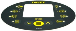 Davey Displayfolie