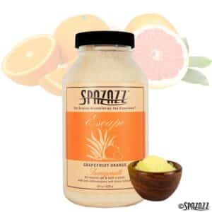 Spazazz Wasserzusatz Duftgranulat Grapefruit.
