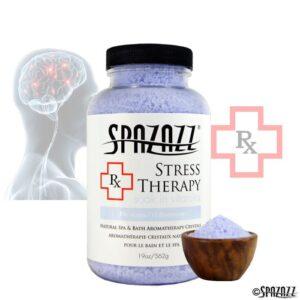 Spazazz Wasserzusatz Duftgranulat Stress Therapie.