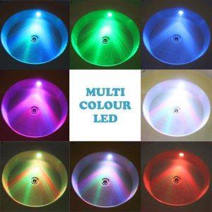 RGB LED Licht für Badefass