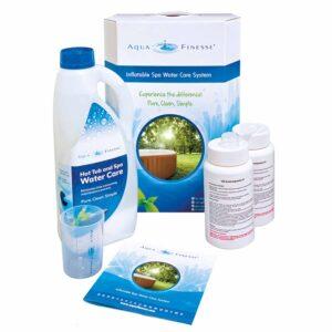 Aquafinesse für aufblasbare Whirlpools